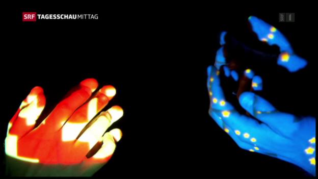 Video «Juncker trifft Schneider-Ammann» abspielen