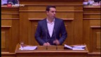 Video «Lobende Worte für Athen» abspielen