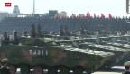 Video «China feiert sich als Friedensstifter» abspielen