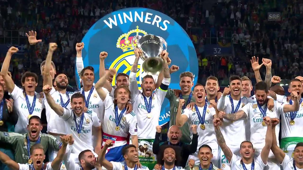 Dank Bale und zwei Karius-Patzern: Real holt Champions League