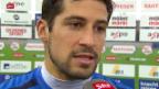 Video «Stimmen zu Aarau - FCZ («sportpanorama»)» abspielen