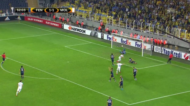 Video «Fussball: Europa League, Fenerbahce – Molde» abspielen