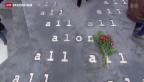 Video «Umstrittenes Kriegsdenkmal in Österreich» abspielen