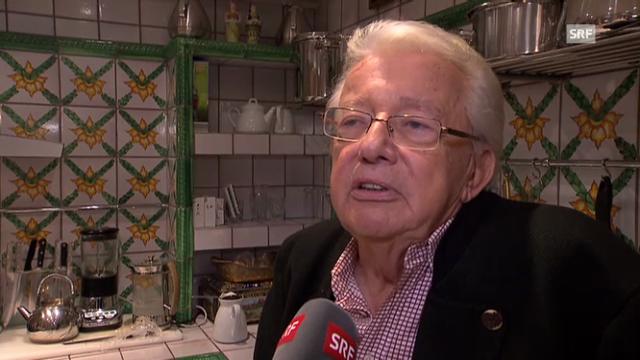 Zu Besuch bei Dieter Thomas Heck