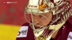 Video «Eishockey: Genf-Servettes Torhüter Robert Mayer im Porträt» abspielen