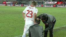 Video «Fussball: Shaqiri fällt länger aus («sportaktuell»)» abspielen