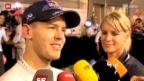 Video «Reaktionen zum GP Singapur» abspielen