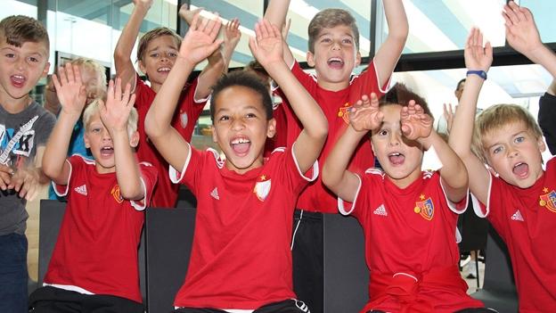 0:0 zur Pause: Die FCB-Junioren ziehen Halbzeitbilanz