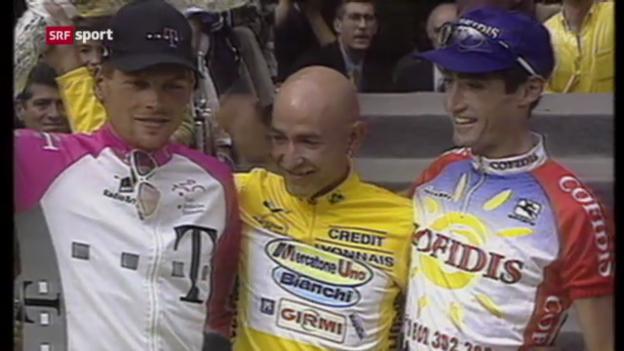 Video «Schwarzes Doping-Kapitel der Tour de France («sportaktuell»)» abspielen