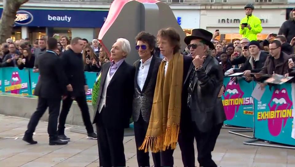 Rolling Stones – die Ausstellung