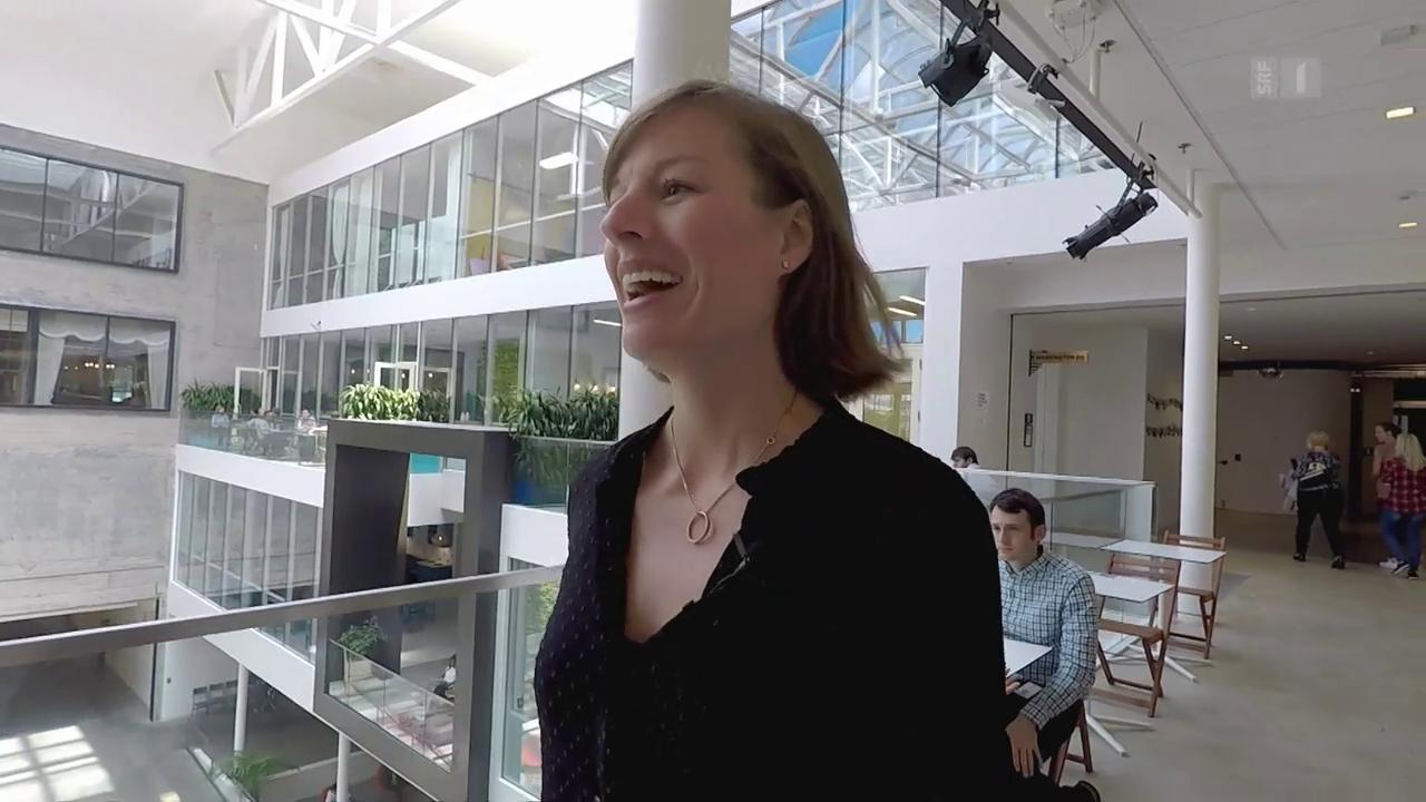 Schweizer Frauenpower im Silicon Valley: Anita Roth (Airbnb)