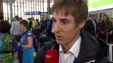 Video «Johannes Dürr im Interview (23.2.2014)» abspielen