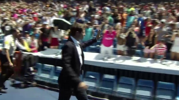 Video «Fussball: Casillas' Abschied bei Real Madrid» abspielen