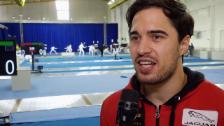 Video «Heinzer: «Es widerspiegelt die Saison»» abspielen