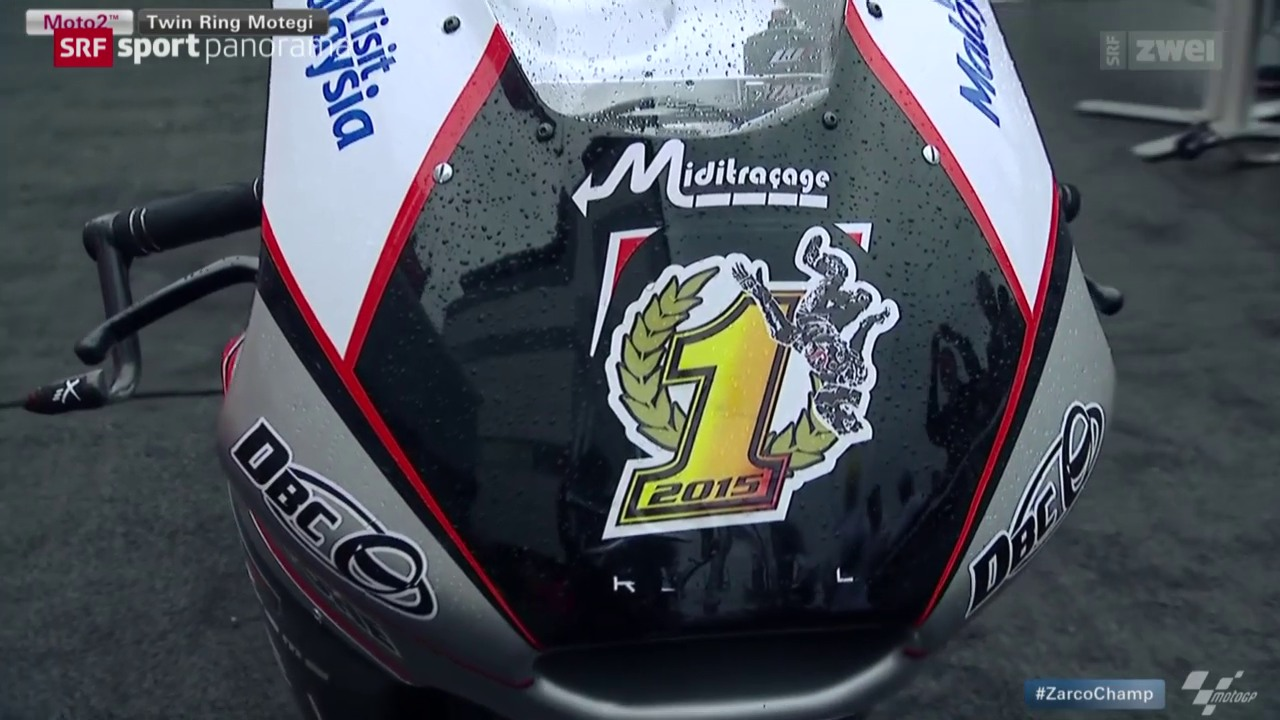 Motorrad: Moto2-GP in Japan