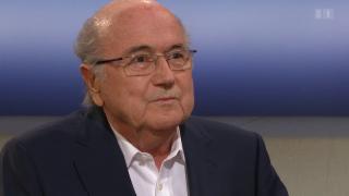Video «Theke: Sepp Blatter» abspielen