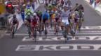 Video «Die 1. Etappe der Tour de France» abspielen