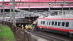 Video «Fünf Tage ohne Bahnanschluss» abspielen