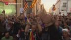 Video «Festnahmen in Katalonien» abspielen