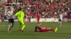 Video «Schweizerinnen verlieren 0:1» abspielen
