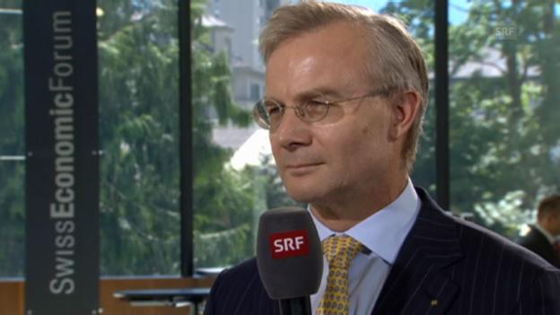Video «Bernard Kobler, CEO Luzerner Kantonalbank» abspielen
