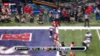 Video «American Football: Der 47. Super Bowl» abspielen