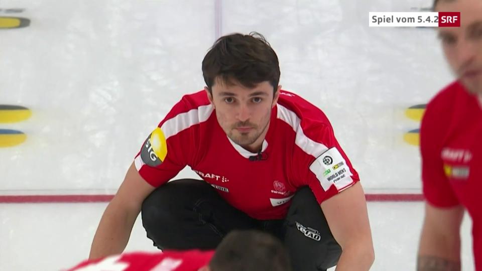 Pervi da cas positivs è CM da curling interrut