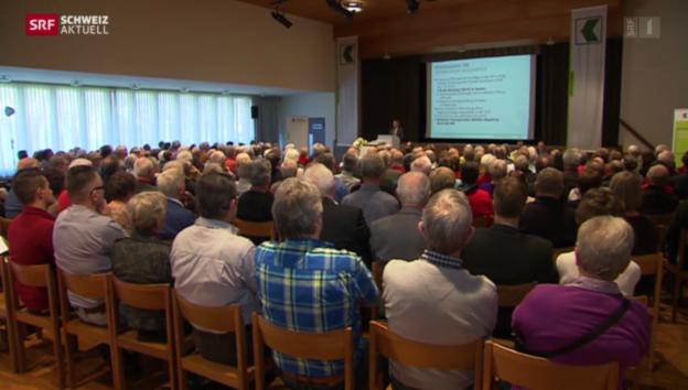 "Video «Grosses Interesse an Thurgauer ""going public""» abspielen"