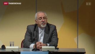 Video «Iran denkt über unangemeldete Atom-Inspektionen nach» abspielen