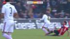 Video «Fussball: SL, Aarau - Vaduz» abspielen