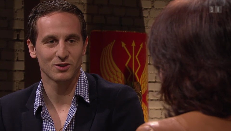 Sandro Burki, Captain vom FC Aarau im Interview