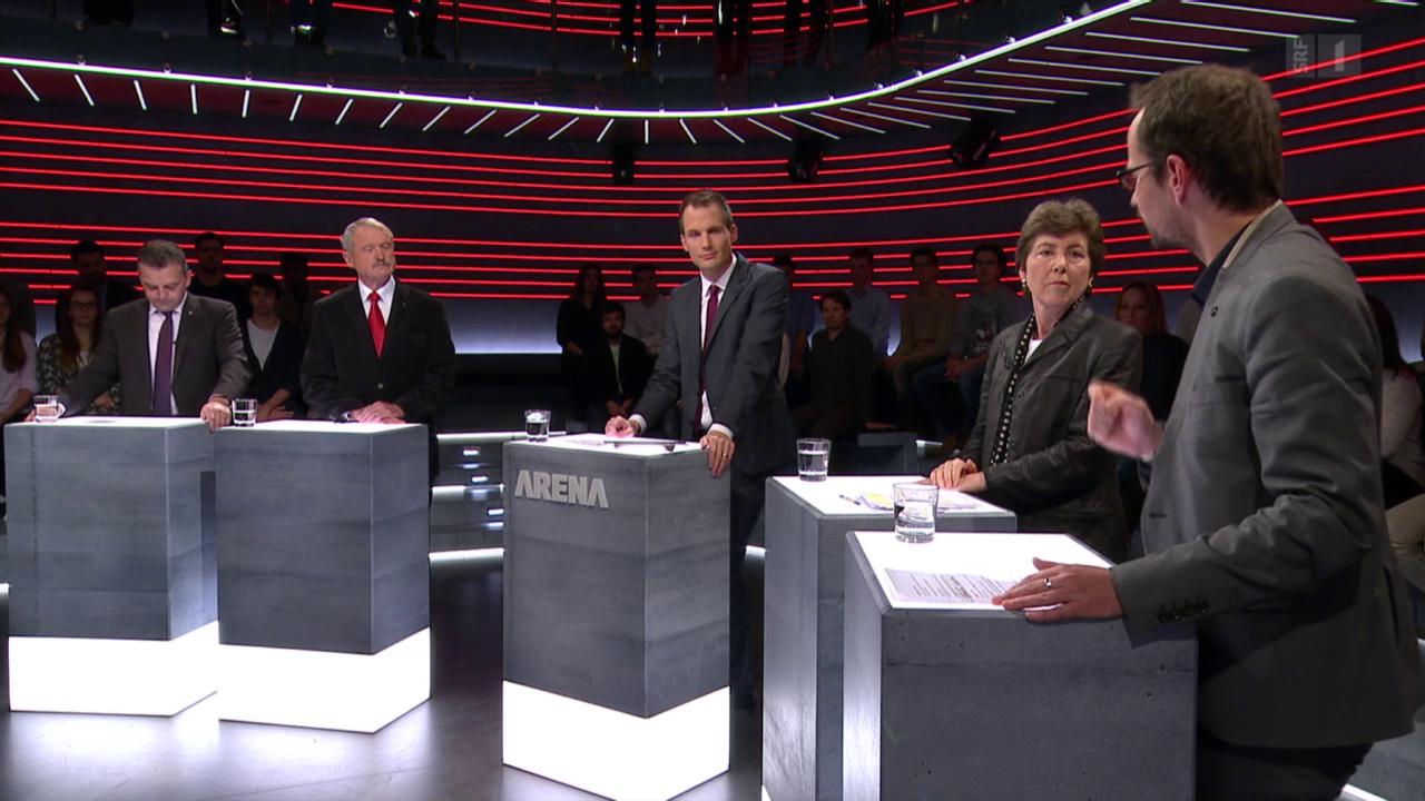 Die Schweiz in Gefahr?