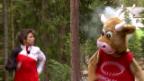 Video «Cooly lernt Marathon-Laufen mit Maja Neuenschwander» abspielen