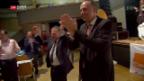 Video «Darbellay einstimmig nominiert» abspielen