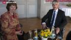 Video «Brüssel lässt nicht mit sich reden» abspielen