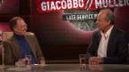 Video «Talk: Filippo Leutenegger» abspielen