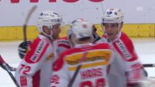 Video «Eishockey: Arosa Challenge, 2:1 Schweiz» abspielen