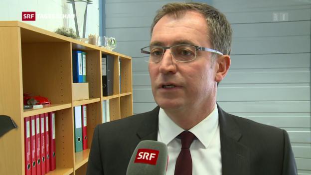 Video «Reaktionen aus Bundesbern» abspielen