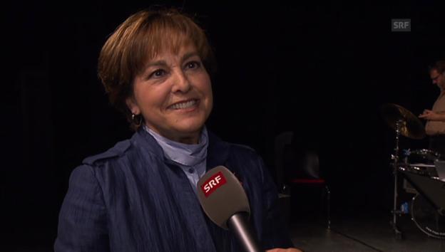 Video «Paola Felix über Kurt Felix» abspielen
