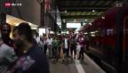 Video «FOKUS: Weniger Flüchtlinge als erwartet» abspielen