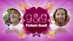 Video ««Flohmi-Duell»: Prominente feilschen für den guten Zweck» abspielen