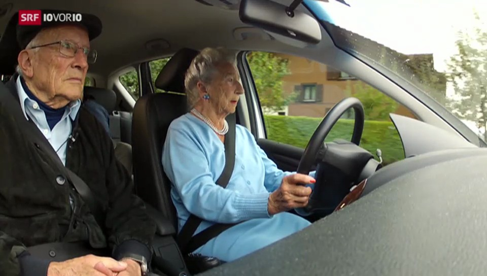 Erleichterung für Senioren auf der Strasse