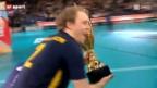 Video «Unihockey: WM-Final Schweden-Finnland» abspielen