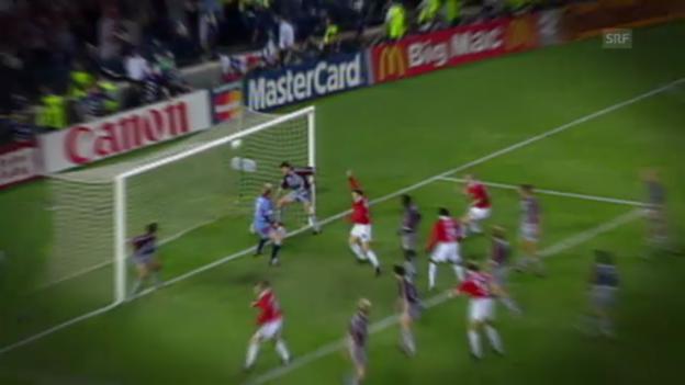 Video «Bayerns 5 Finalniederlagen in CL oder Meistercup» abspielen
