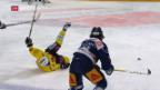 Video «Bern gewinnt auch Spiel 2 im Playoff-Final» abspielen