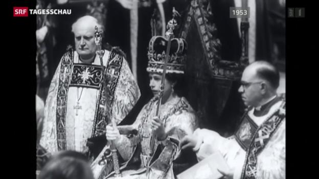 Video «Königin Elizabeth II» abspielen