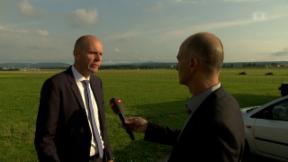 Video «FOKUS: Was tut die Schweizer Airlinebranche fürs Klima?» abspielen