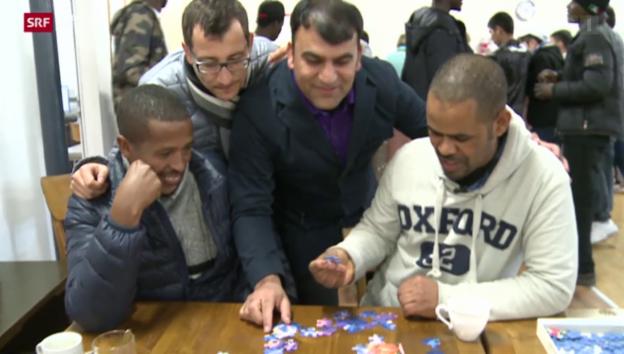 Video ««Eritreer - unsere neuen Einwohner» Teil 1» abspielen