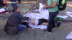 Video «Anschlag auf Demonstranten» abspielen