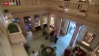 Video «150 Jahre Hotel Beau-Rivage in Genf» abspielen